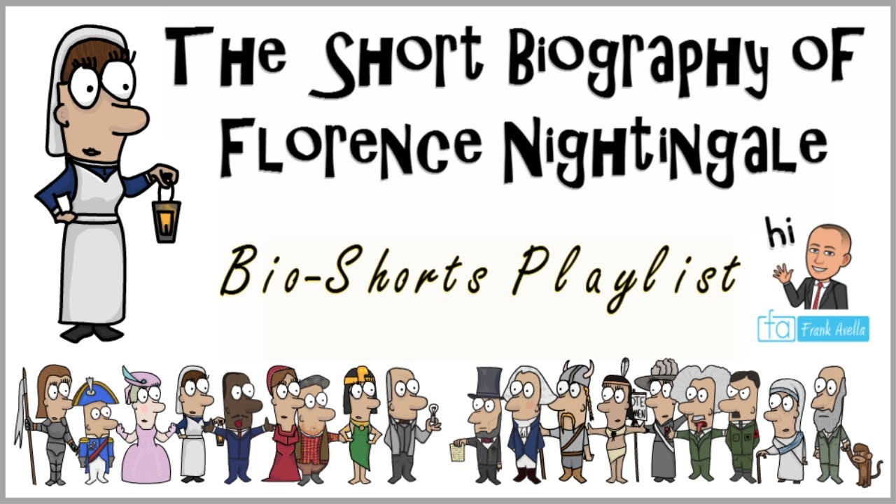 Download Florence Nightingale: The Biography Shorties