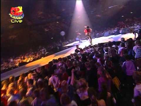 M-Kids Funky Monkey LIVE 2002