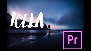 HOW TO Create a WRITE-ON EFFECT in Premiere Pro CC