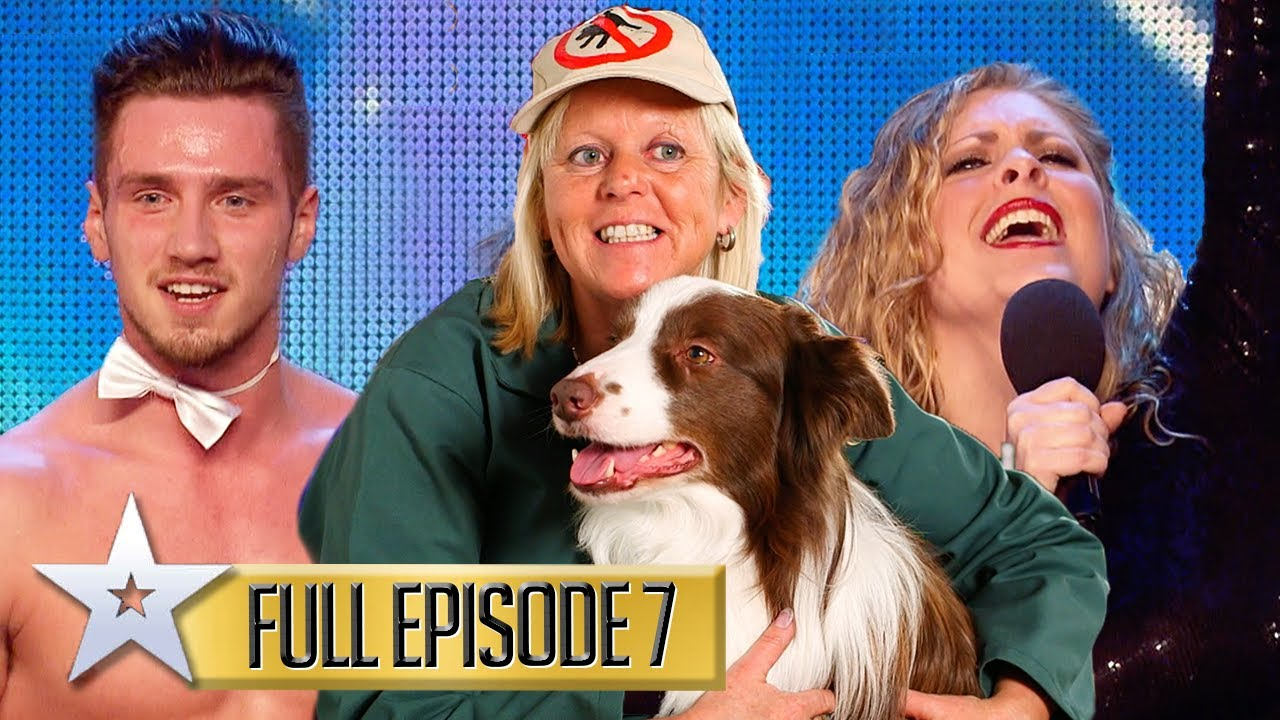 Download Jules and Matisse are pooch perfect! | Britain's Got Talent | Series 9 | Episode 7 | FULL EPISODE