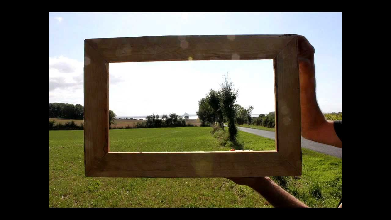 Photography Technique. Natural (Pallet Wood) Framing. Baie ...