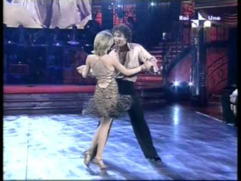 Ballando con le stelle Rumba Loredana Cannata + Samuel Peron