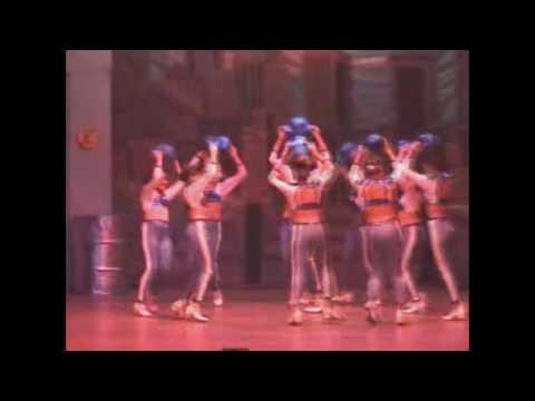 CRUEL SPELD !! COREOGRAFIA ERIKA MIRANDA 2002