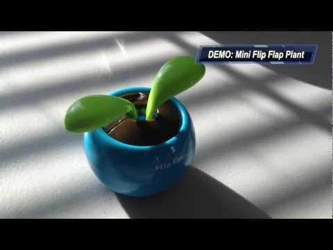 Flip Flap - Mini Solar Plant