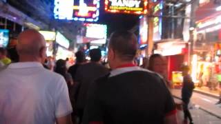 Walking street/Thailand