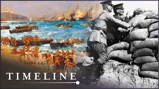 How The Allies Took On The Ottoman Empire At Gallipoli: First World War (WW1 Documentary) | Timeline