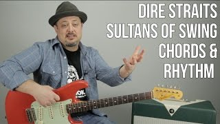 "How to Play ""Sultans of Swing"" by Dire Straits (Chords and Rhythm)"