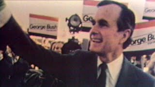 George H.W. Bush in 1980