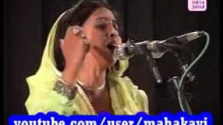 Shabina Adeeb - 02 - Mushaera Lucknow Mahotsav