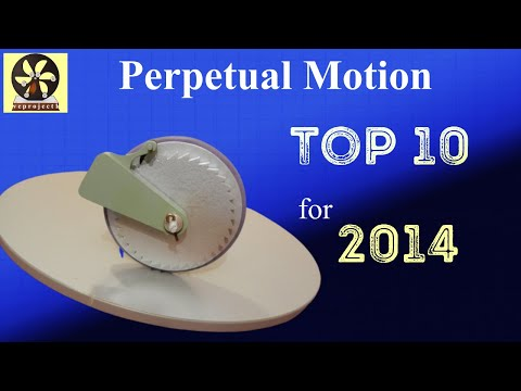 Top 10 Perpetual Motion Machines for 2014 永久運動機械 発電 from YouTube · Duration:  1 minutes 23 seconds