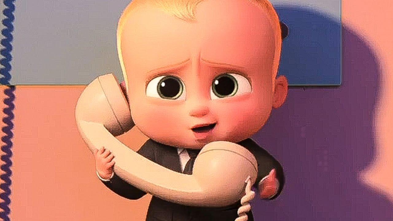 Trailer Boss Baby