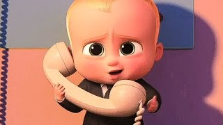 THE BOSS BABY Trailer #3 (2017)