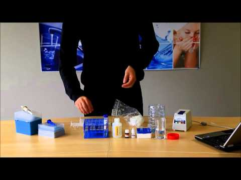 aqua-tools - QGA Innovative Technology for Rapid Microbial Detection in minutes