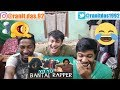 Carry Minati-Success Story Of A Cringe Pop Artist|Reaction W/ BROTHER & FRND