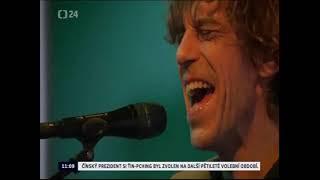 Justin Lavash - Fox and Hounds CT24 Kultura+ 16/03/18