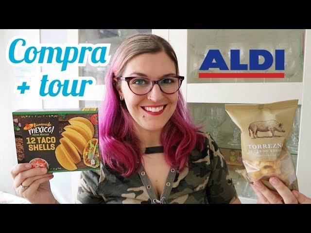 COMPRA SEMANAL ALDI | Novedades + Tour Tienda