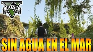 MOD GTA V PC SIN AGUA EN TODO EL MAPA + OVNI OCULTO | By XxThe_AvengerxX- |