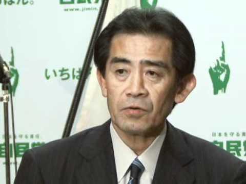 逢沢一郎国会対策委員長 定例記...