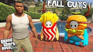 FALL GUYS go to LOS SANTOS (GTA 5 Mods)