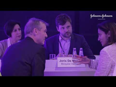 Startup Slam BIO-Europe 2017 - Johnson & Johnson Innovation
