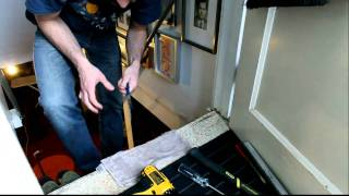 Kitchen Asbestos Floor Removal Test