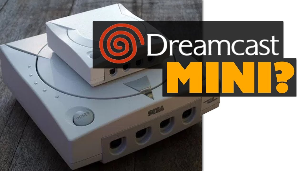 Sega Dreamcast Genesis Mini Consoles Incoming The Know Game