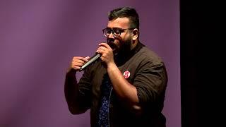 A Traditional Beatboxer | Bharadwaj Balaji | TEDxGLIMChennai