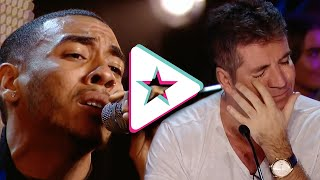 Judge Simon Cowell Struggles To Hold Back Tears During Extremely Emotional Audition!