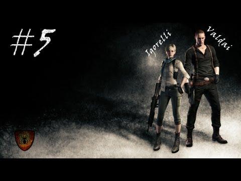 Смотреть прохождение игры [Coop] Resident Evil 6. Серия 28 - Неприятности в лаборатории.