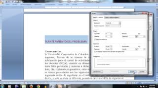 Como insertar indice, numeros de paginas y bibliografia APA en word thumbnail