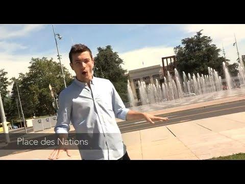Visite de Genève : le lac Léman, la vieille ville, des coins insolites...