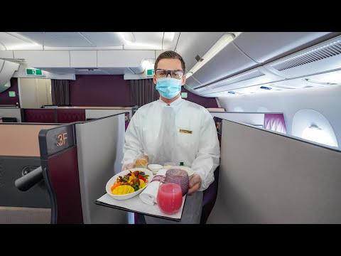 Complete Travel Experience with Vegan Meals | Qatar Airways