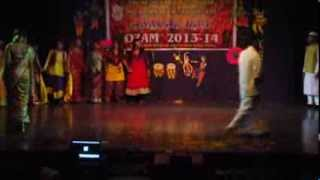 Pal Rajendra B Ed College, Annual function 2014