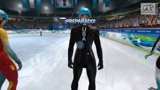 Vancouver 2010 The Game - Hd 720p - Gameplay Xfx 8800gt