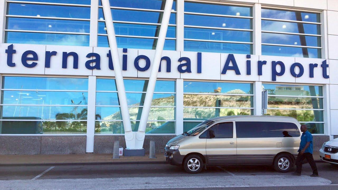 Princess Juliana International Airport Rental Car