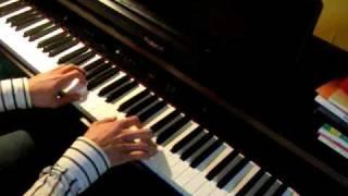 Muse - Piano - Sunburn