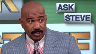 Ask Steve: Get Your Black Ass Off The Couch!  || STEVE HARVEY