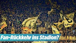 🔴Dürfen die Fans wieder ins Stadion? Sondersendung zur DFL-Versammlung