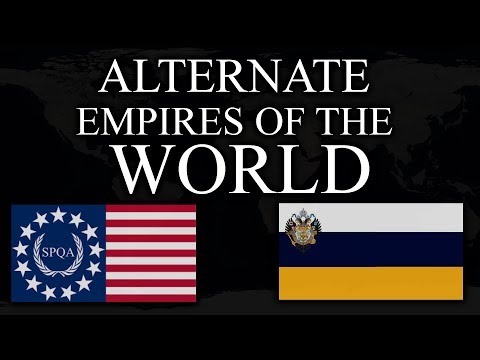 Alternate Empires - Greater Countries of the World