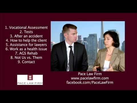 Vocational Assessment - Interview with Addie Greco Sanchez from AGS Rehab Solutions Inc.