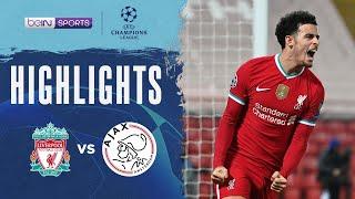 Liverpool 1-0 Ajax | Champions League 20/21 Match Highlights