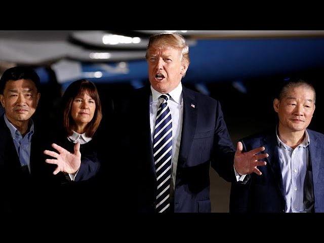 Trump announces he will meet Kim Jong-un in Singapore on June 12