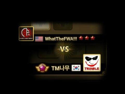 Summoners War - Epic Battle vs Legend Player