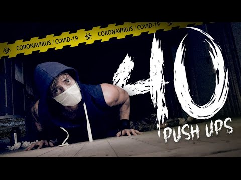 Viral Challenge #QuarantinePushUps from YouTube · Duration:  1 minutes 53 seconds