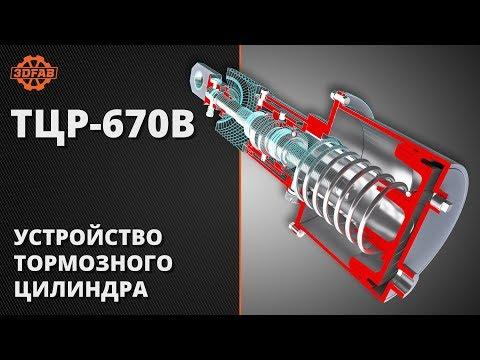 ТЦР-670В (устройство тормозного цилиндра)