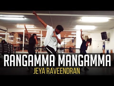 Rangamma Mangamma | Dance Cover | Rangasthalam Video Songs | Ram Charan, Samantha | @jeyaraveendran