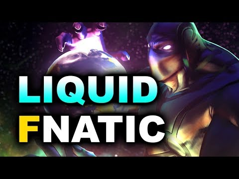 LIQUID vs FNATIC - WHAT A GAME! - DREAMLEAGUE 9 MINOR DOTA 2