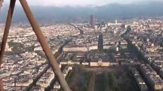 Париж. Эйфелева башня.(Париж. Эйфелева башня. Вид с башни., 2013-01-14T17:53:19.000Z)