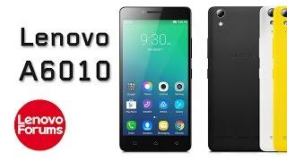 экспресс-обзор смартфона Lenovo A6010