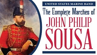 "SOUSA Resumption (1879) - ""The President's Own"" U.S. Marine Band"